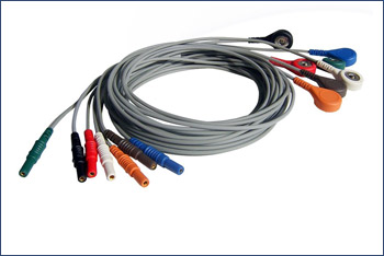 ECG CABLES FOR PATIENT MONITORING